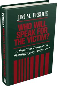 Who Will Speak - Texas Bar Books
