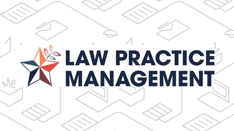 law practice management article