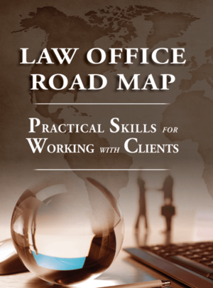 Law Office Road Map - Texas Bar Books